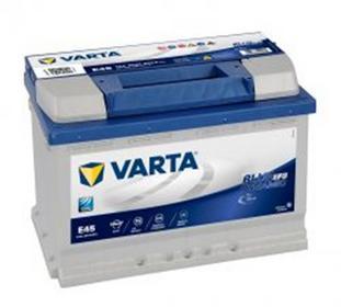 Varta Akumulator BLUE dynamic EFB E45 70Ah BLUE dynamic EFB 570500065