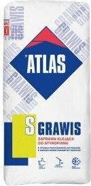 Atlas GRAWIS S - zaprawa klejąca do styropianu