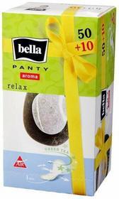 Bella wkładki higieniczne Panty Aroma Relax - 50szt. + 10szt.