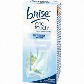 Brise One Touch Mini Spray Zapas do Odświeżacza Fresh Cotton 1 szt.