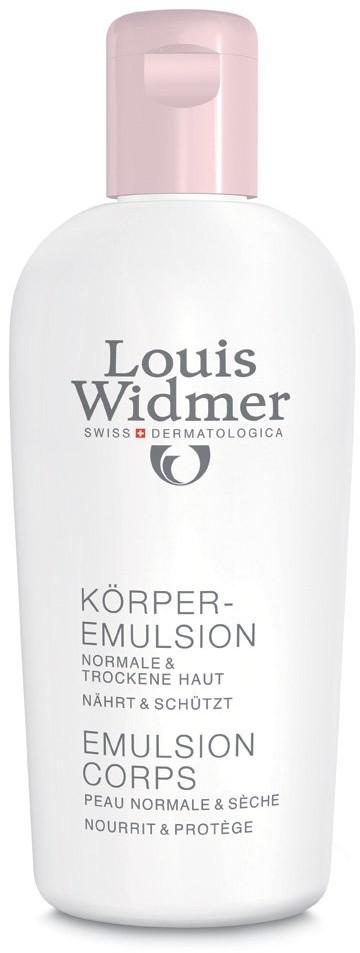 Louis Widmer emulsja do ciała, nieperfumowana GmbH 200 ml