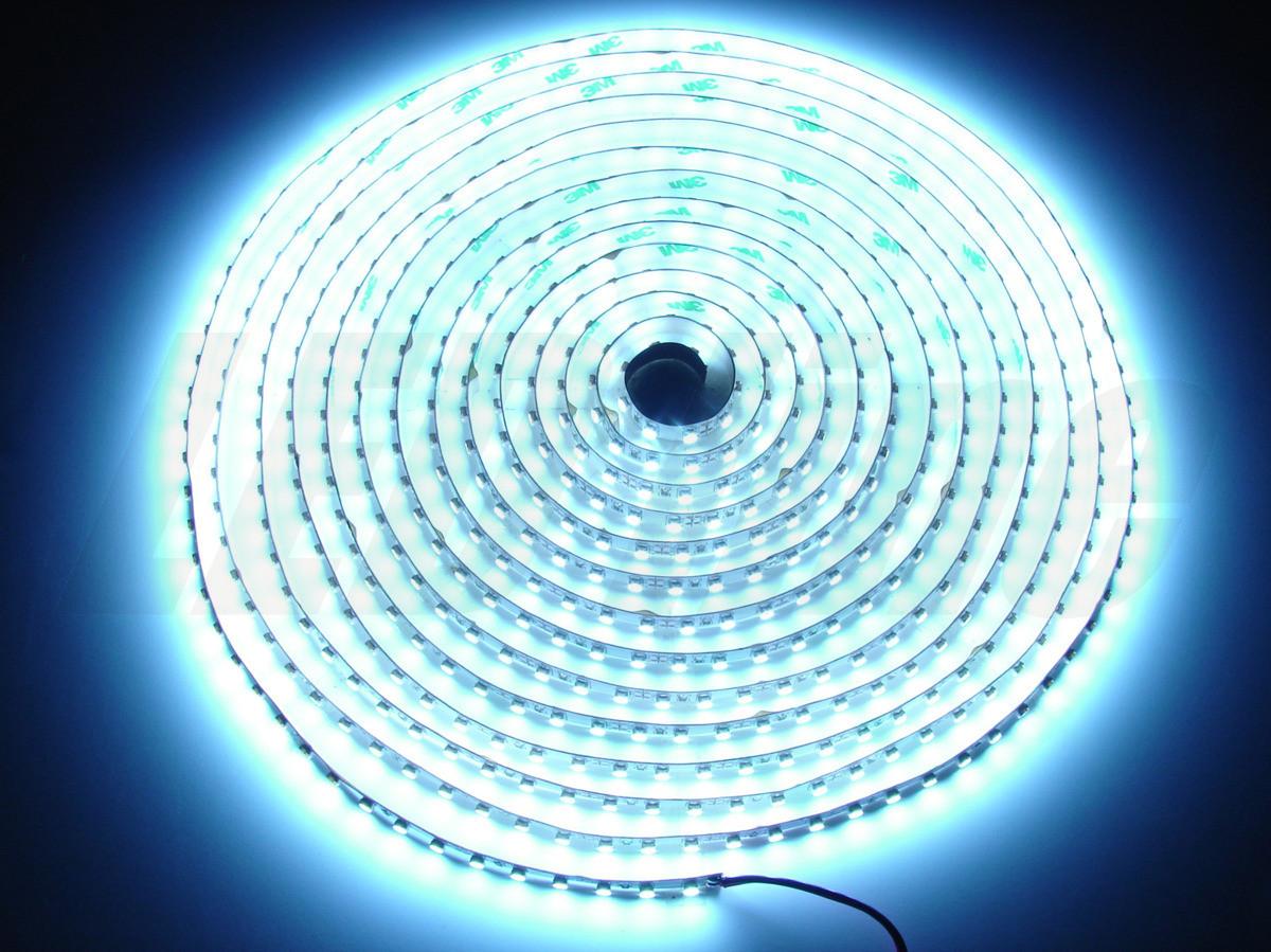 LED Line Profesjonalna Taśma LED 600 SMD 3528 w powłoce silikonowej IP65 biała z (240409)