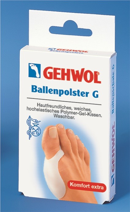 Gehwol BALLENPOLSTER G Poduszka przeciwuciskowa 1 szt