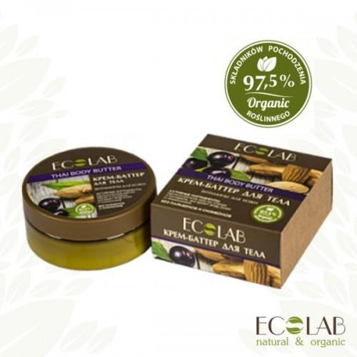 EC LAB Tajskie masło do ciała - witaminy dla skóry 150ml
