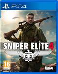 Opinie o  Premiera Sniper Elite IV PL PS4