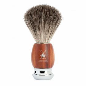 Muhle MÜHLE Pędzel do golenia z serii Vivo, drewno śliwy (81H331)