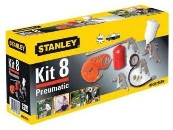 Stanley Zestaw lakierniczy / pneumatyczny 8 elem. NU9045671STN