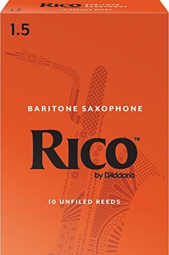 Rico kartki na saksofon altowy grubość 1.5(3sztuki) RLA1015