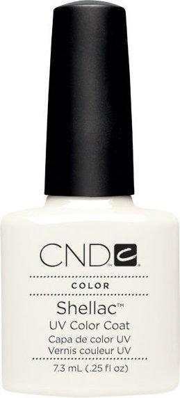 CND Lakier hybrydowy Shellac - Studio White 7,3 ml