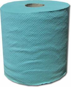 POL Ręcznik papierowy w roli MIDI zielony 6