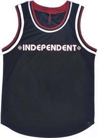 Independent podkoszulka - Bar Cross Vest Black (BLACK) rozmiar: M