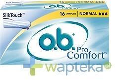 O.B. Tampony higieniczne ProComfort Normal 8 sztuk