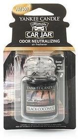 Yankee Candle Car Jar Ultimate  Black Coconut