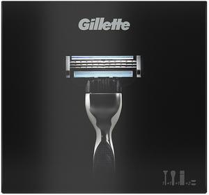 Gillette Mach3+żel do golenia