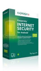 Kaspersky KasperskyLab Internet Security for Android PL 1 mobile device licencja na rok