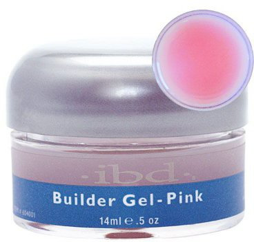 IBD IBD Beauty żel IBD - Builder Gel - Pink - 14 g