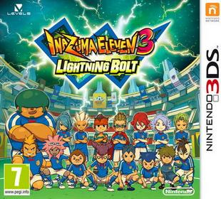 Inazuma Eleven 3 Lightning Bolt 3DS
