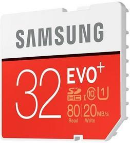 Samsung SDHC EVO+ 32GB Class 10