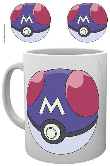 BioWorld Kubek - Pokemon - Masterball (GYE-MG0585)