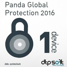 Panda Global Protection 2016 (1 urz. / 1 rok) - Nowa licencja