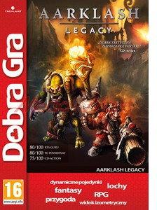 Aarklash: Legacy Dobra Gra PC