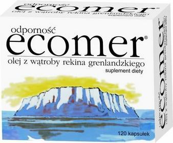 Krotex Ecomer Odporność 120 szt.