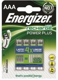 Energizer Akumulator Power Plus AAA HR03 1,2V 700mAh 4szt