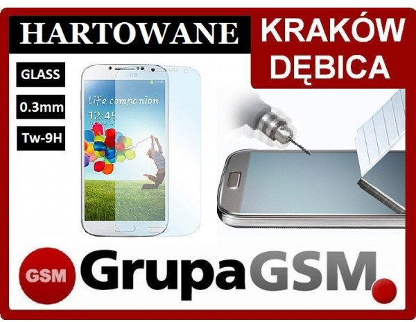 Premium Glass Folia Szkło hartowane na ekran HSOAPP005 - Apple iPhone 6S Plus 5.