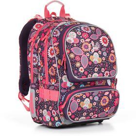 Topgal Plecak szkolny CHI 844 I - Violet