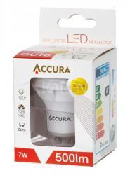 Accura Żarówka LED Ultra Solid GU10 7W ACC3055
