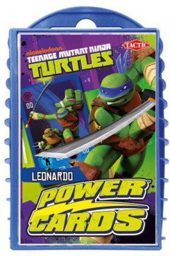 Tactic Power cards Turtles 1 GTA-40857