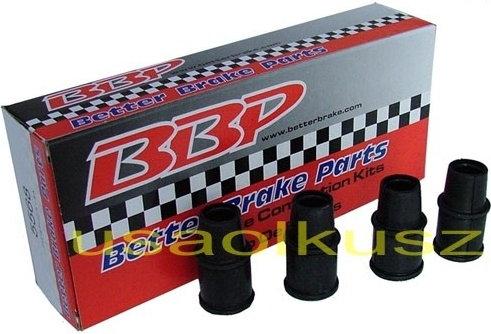 Better Brake Parts Zestaw naprawczy prowadnic tylnego zacisku Dodge Caravan 1996