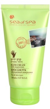 Sea of Spa Essential Dead Sea Treatment ochronny krem do rąk z minerałami z Morza Martwego 150ml