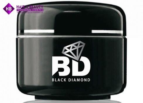 Black Diamond żel French różowy mleczny róż 15 ml