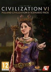 2k Sid Meiers Civilization VI Poland Civilization & Scenario Pack PL DIGITAL klucz STEAM)