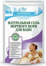 Fitokosmetik , Rosja sól do kąpieli z Morza Martwego - wzmocnienie odporności 500