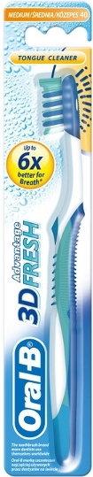 Oral-B 40 Medium 3D White Fresh