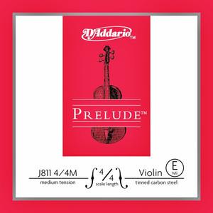 DAddario J-811 E Prelude struna skrzypcowa 4/4 DADPJ811SSE44