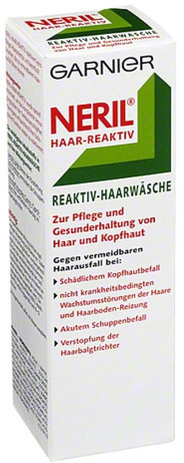 Loreal Neril Reaktiv szampon do włosów wypadajšcych Deutschland GmbH / 02233694