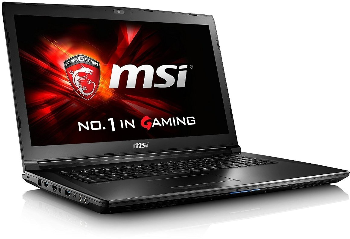 "MSI GL72 6QD-086XPL 17,3"", Core i5 2,3GHz, 8GB RAM, 1000GB HDD (GL72 6QD-086XPL)"
