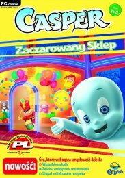 Casper Zaczarowany Sklep PC
