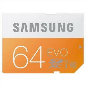 Samsung SDXC Evo Class 10 64GB