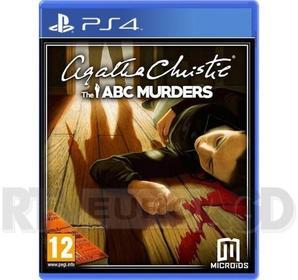 Agatha Christie: The ABC Murders PS4