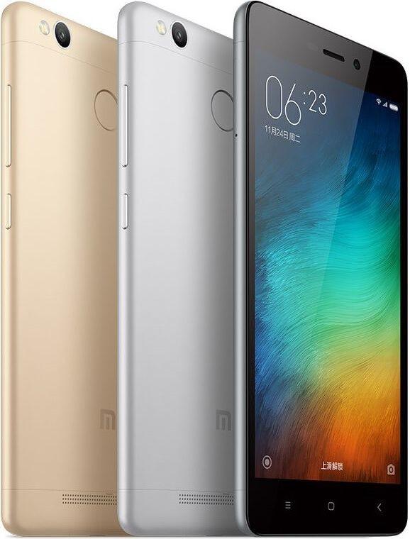 Xiaomi Redmi 3S 32GB Dual Sim Szary