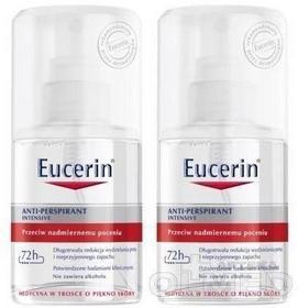Eucerin Anti-Perspirant Intensive 72h 30ml