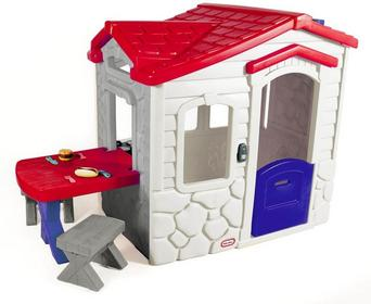 Little Tikes patio MGA Royal domek ogrodowy z