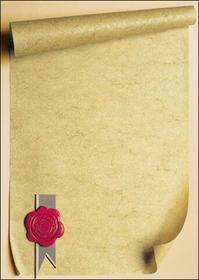 Argo ) Dyplom Pieczęć A4/170 g