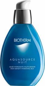 Biotherm Aquasource Nuit emulsja nawilżająca do wszystkich rodzajów skóry  50ml