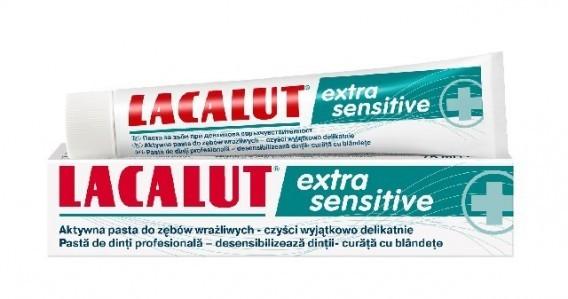 Natur Produkt LABOVITAL Pasta do zębów Extra Sensitive 75ml