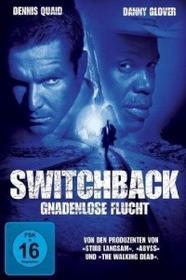 Switchback - Gnadenlose Flucht, 1 DVD